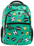 Football Drawstring Bag Set
