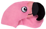 Inflatable Travel Pillow - Flamingo