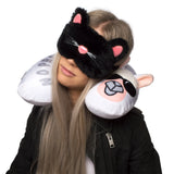 Inflatable Travel Pillow - Noprob-Llama