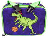Dinosaur Player Basketball Lunch Bag