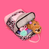 Leopard Teen Backpack