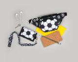 Wallet - Football Black