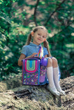 Strap Lunch Bags - Rainbow Smile