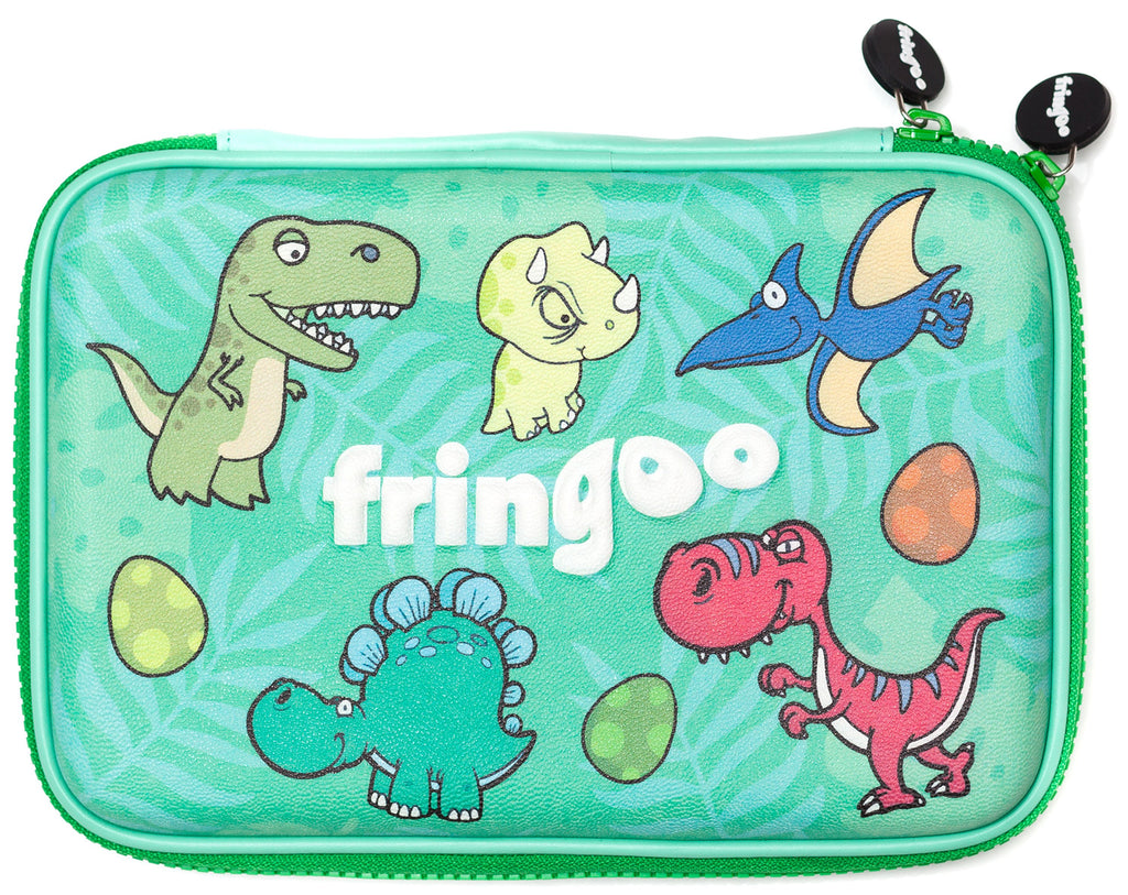 Hardtop Pencil Case - Dinosaurs