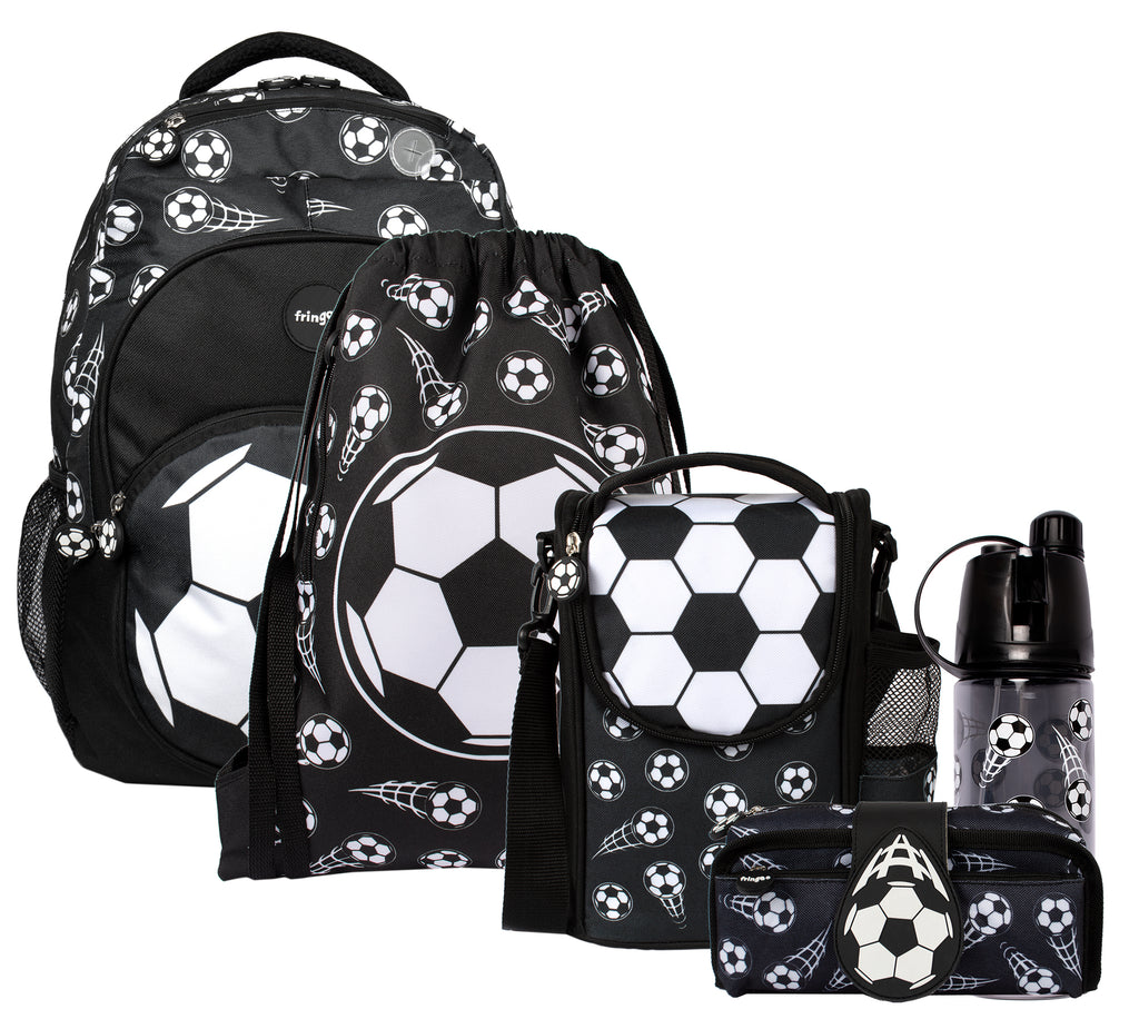 Football Black Set 5