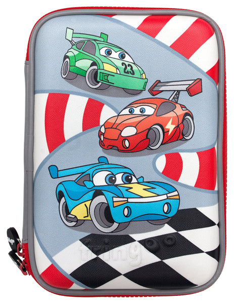 Hardtop Pencil Case - Cars