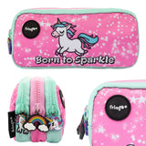 Born To Sparkle Pencil Case