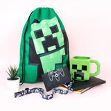 Official Minecraft Creeper Mug - Green
