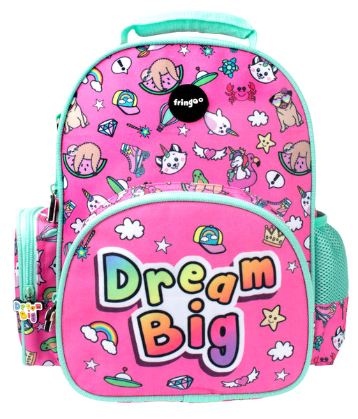 Toddler Backpack - Dream Big