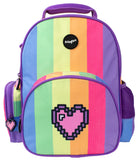 Toddler Backpack - Pixel Heart
