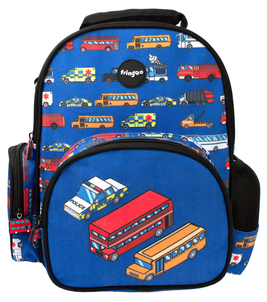 Toddler Backpack - Traffic Jam