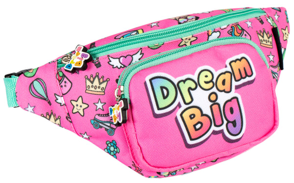 Belt Bum Bag - Dream Big
