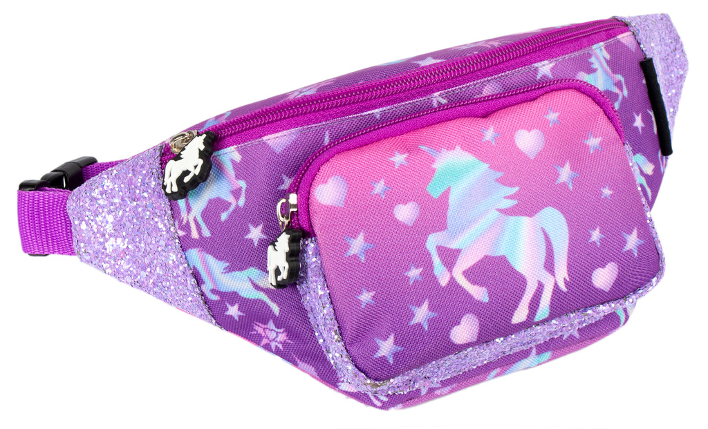 Belt Bum Bag - Unicorn Ombre