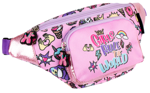 Belt Bum Bag - Girls Rule