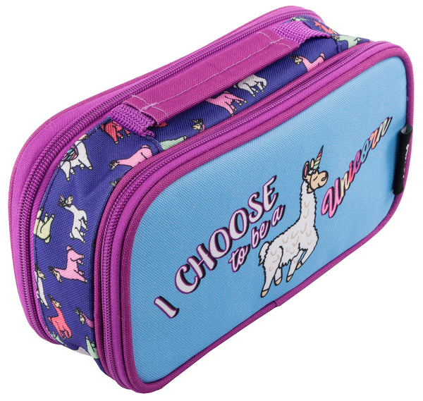 Llamacorn Pencil Case