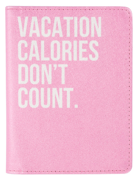 Passport Holder - Vacation Calories