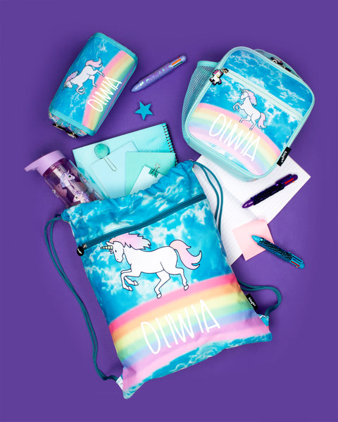 Unicorn Clouds Set