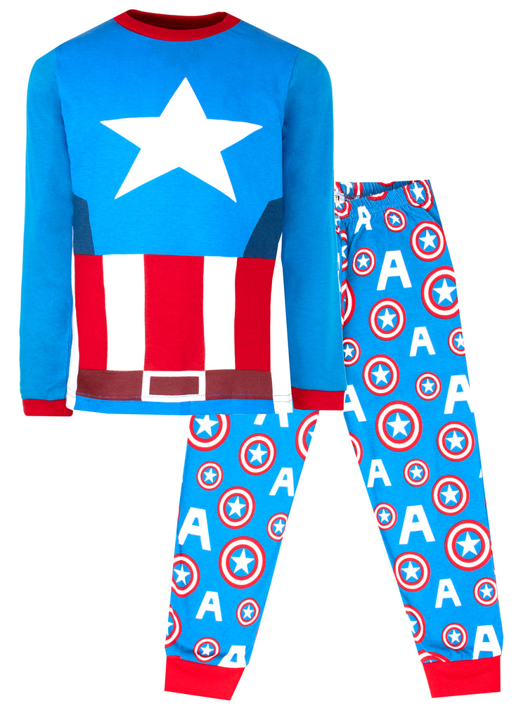 Pyjama Set - Captain America