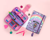 Silicone Patch Positive Vibesl Pencil Case