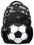 Backpack - Football Black