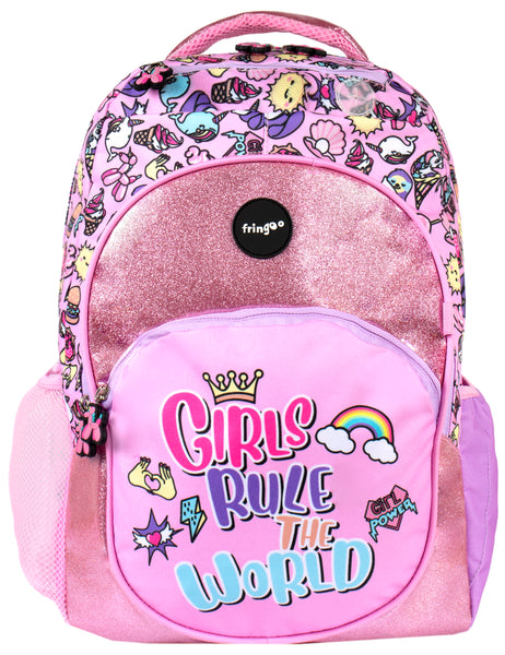 Backpack - Girls Rule
