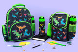 Strap Lunch Bags - Dinosaurs Skaters