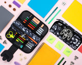 Silicone Patch Pencil Cases 2 - Game On