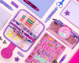 Light Up Secret Diary - Girls Rule