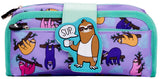 Silicone Patch Sup Sloth Pencil Case