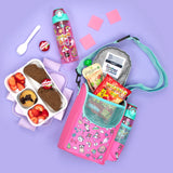 Strap Lunch Bags - Dream Big