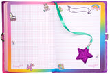 Glitter Secret Diary - Mermaid