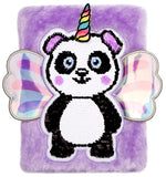3D Secret Diary - Pandacorn Plush