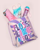 Sequin Drawstring Backpack - Floss Like a Boss