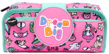 Silicone Patch Pencil Cases 2 - Dream Big