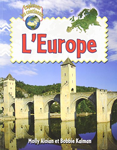 L'Europe (Explorons Les Continents)