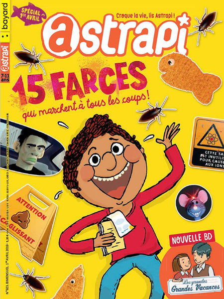 ASTRAPI NO 923 - 1 AVRIL 2019
