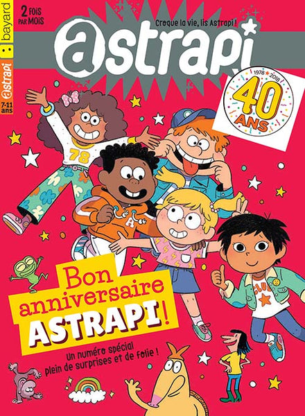ASTRAPI NO 911 - 1 OCTOBRE 2018