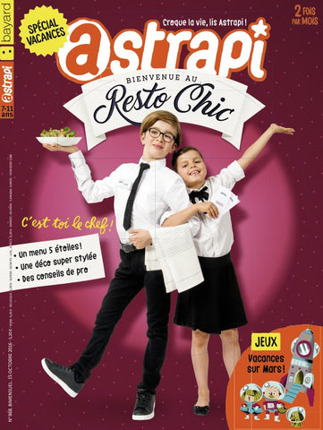 ASTRAPI NO 868 - 15 OCTOBRE 2016