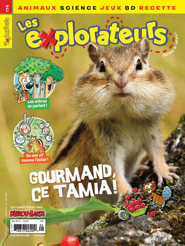 LES EXPLORATEURS NO 174 - MAI 2019
