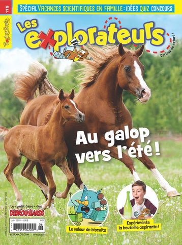 LES EXPLORATEURS NO 175 - JUIN 2019