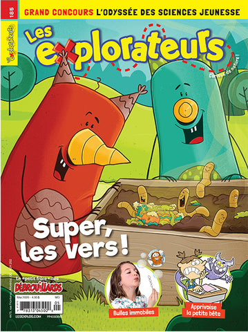 Les Explorateurs // promo 2005ECOL