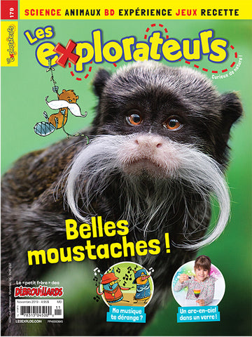 LES EXPLORATEURS NO 179 - NOVEMBRE 2019