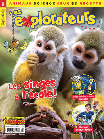 Les Explorateurs // promo 1709REWB