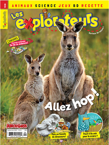 LES EXPLORATEURS NO 188 - SEPTEMBRE 2020