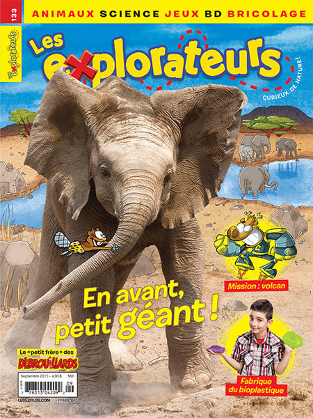 Les Explorateurs // promo 1509RETQ
