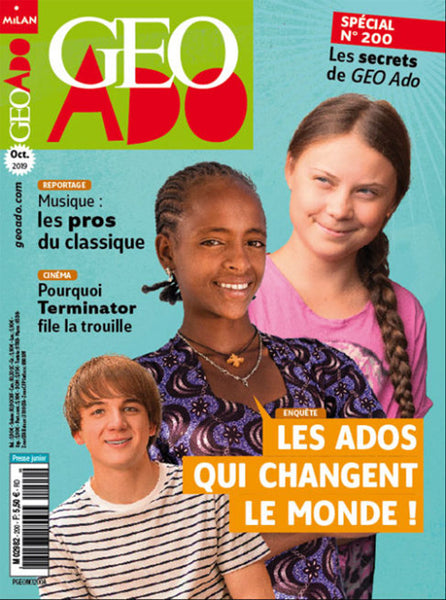 GÉO ADO NO 200 - OCTOBRE 2019
