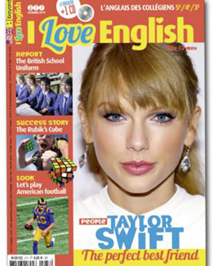 I LOVE ENGLISH NO 277 - OCTOBRE 2019