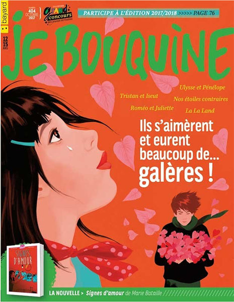 JE BOUQUINE NO 404 - OCTOBRE 2017