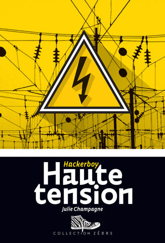 Hackerboy tome 3: Haute tension