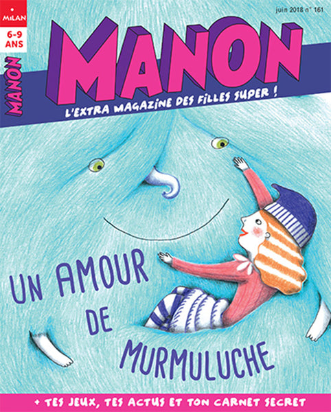 MANON NO 161 - JUIN 2018